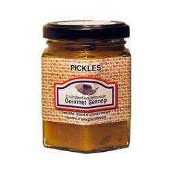Grov pickles på glas fra Gourmetfood